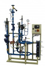 Модули разработаны для присоединения к тепловым сетям систем отопления, вентиляции, горячего водоснабжения и...