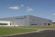 Grundfos - завод Грундфос в Истре, Московская область